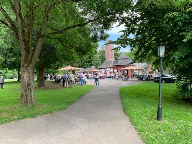 Konzert im Kurpark Bad Salzhausen 2019